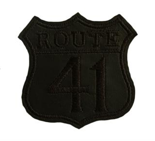 "Patch Bordado Termocolante ""Route 41"""