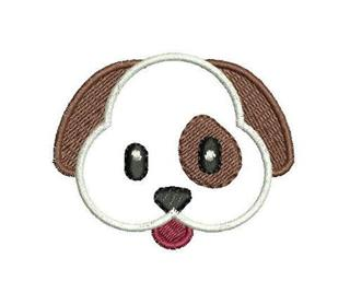 Patch Bordado Termocolante Cachorro Macho •