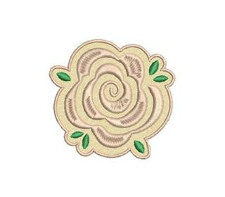 Patch Bordado Termocolante Flor - Modelo 5