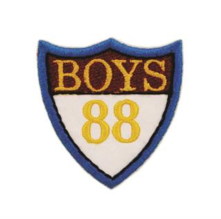 "Patch Bordado Termocolante ""Boys 88"""