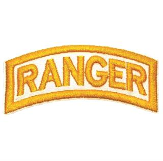 "Patch Bordado Termocolante ""Ranger"""
