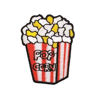 "Patch Bordado Termocolante ""Pop Corn"""