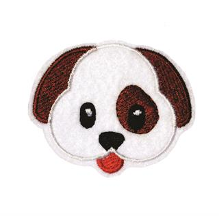"Patch Bordado Termocolante ""Cachorrinho Macho"""