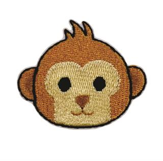 "Patch Bordado Termocolante ""Macaquinho"""
