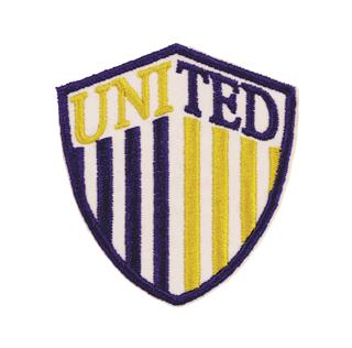 "Patch Bordado Termocolante ""Brasão United"""