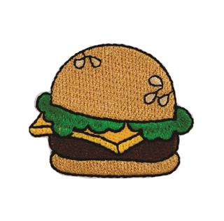 "Patch Bordado Termocolante ""Burger"""