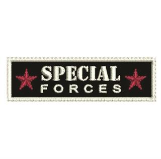 "Patch Bordado Termocolante ""Special Forces"""