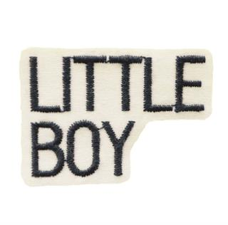 "Patch Bordado Termocolante ""Little Boy"""