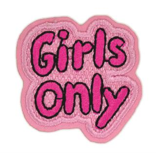 "Termocolante ""Girls Only"""