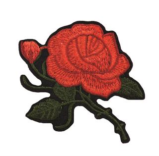"Patch Bordado Termocolante ""Flor - Modelo 001"""