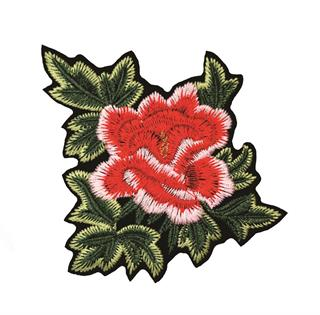 "Patch Bordado Termocolante ""Flor - 1"""