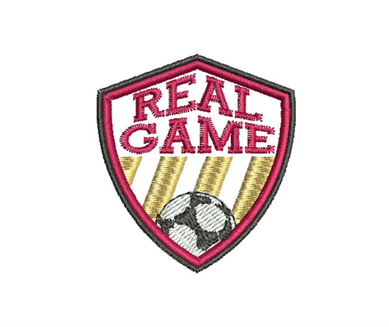 Termocolante Real Game Branco