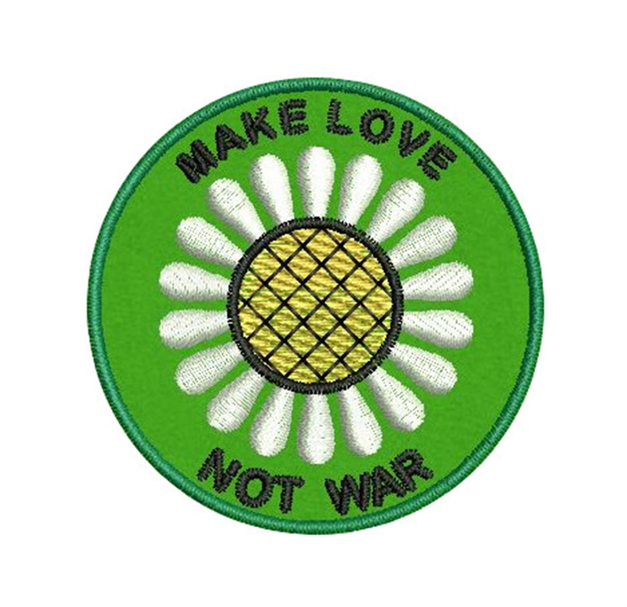 "Termocolante ""Make Love Not War"""