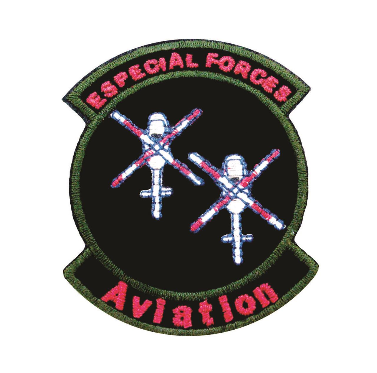 "Termocolante ""Especial Forces Aviation"""