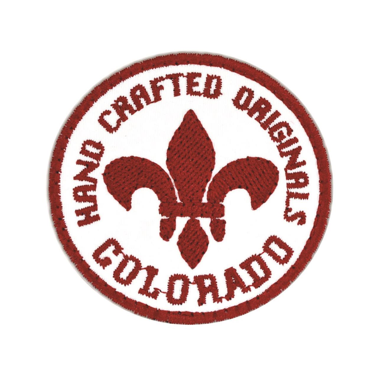 "Termocolante ""Hand Crafted - Colorado"""