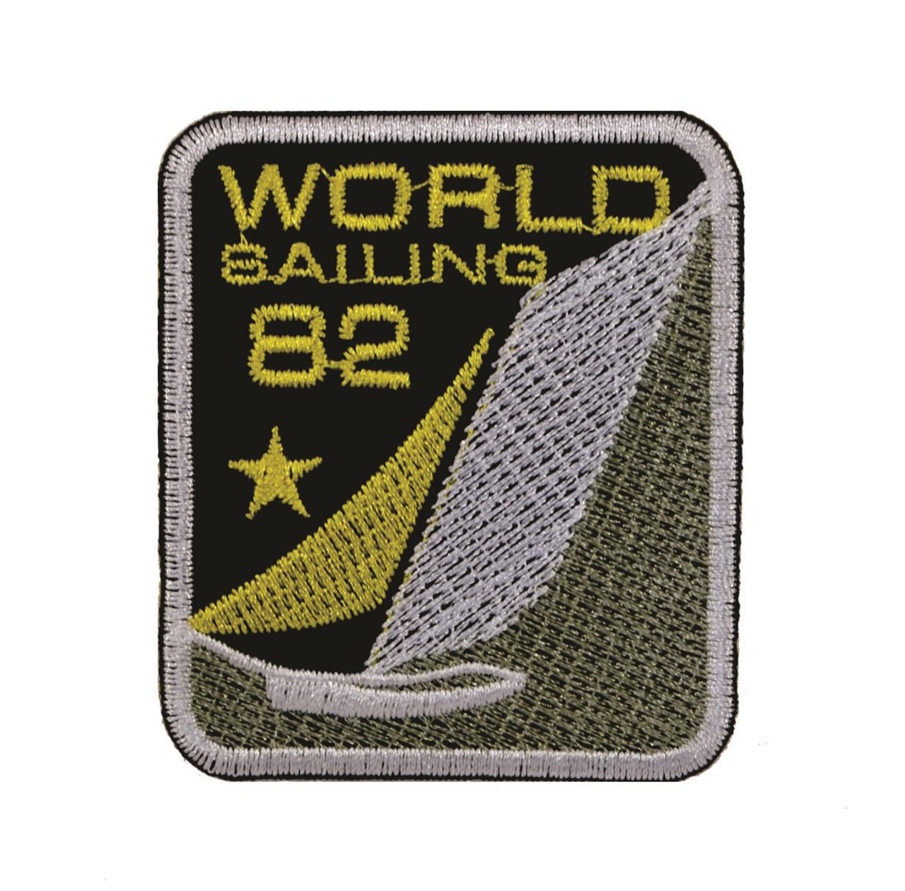 "Termocolante ""82 World Sailing"""