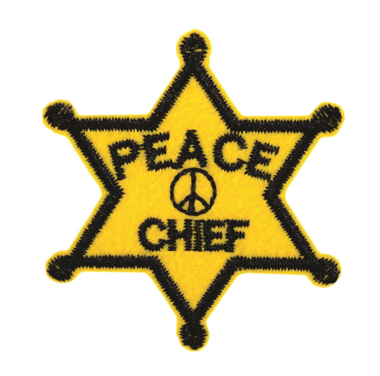 "Termocolante ""Peace Chief"""