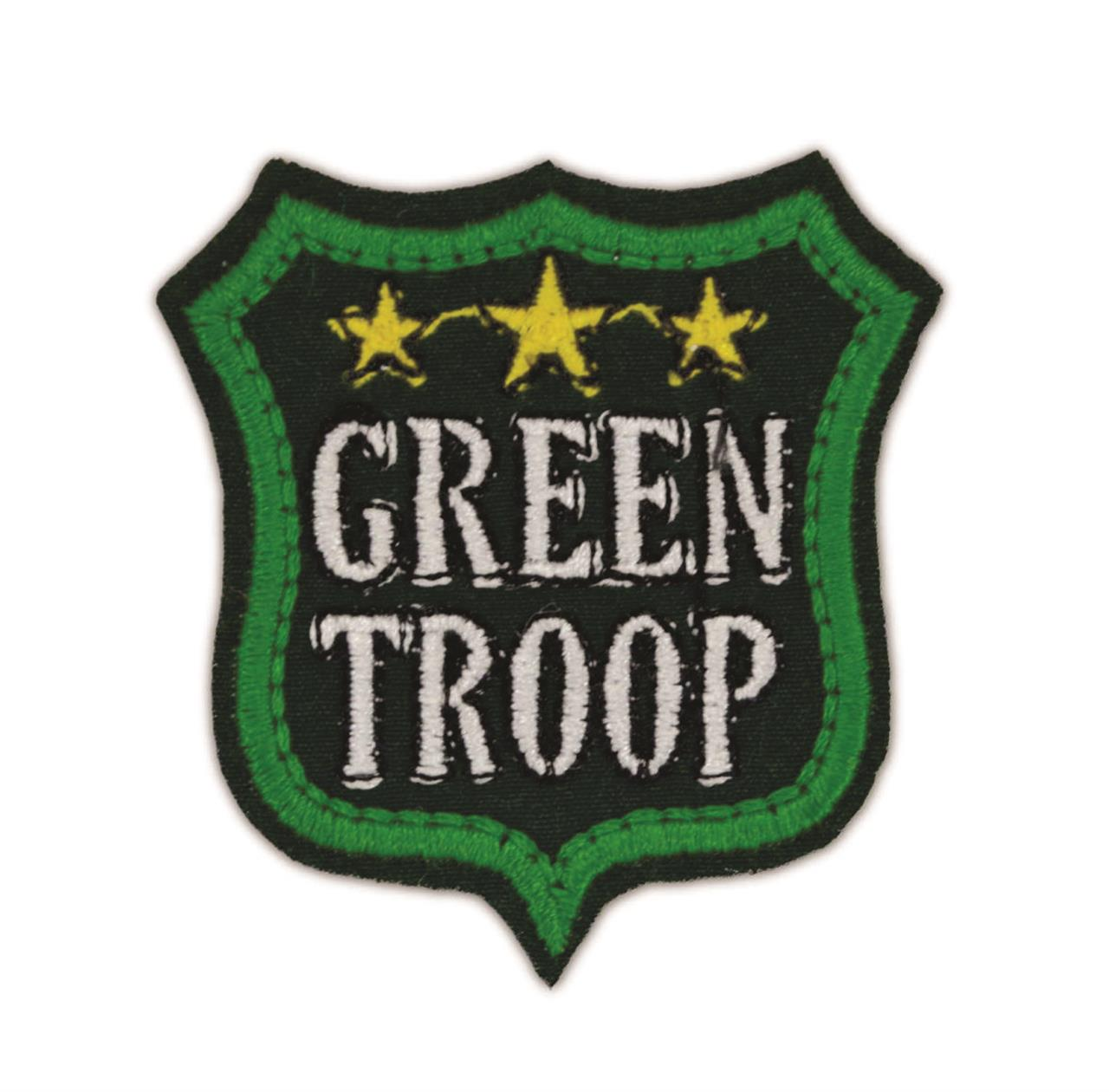 "Termocolante ""Green Troop"""