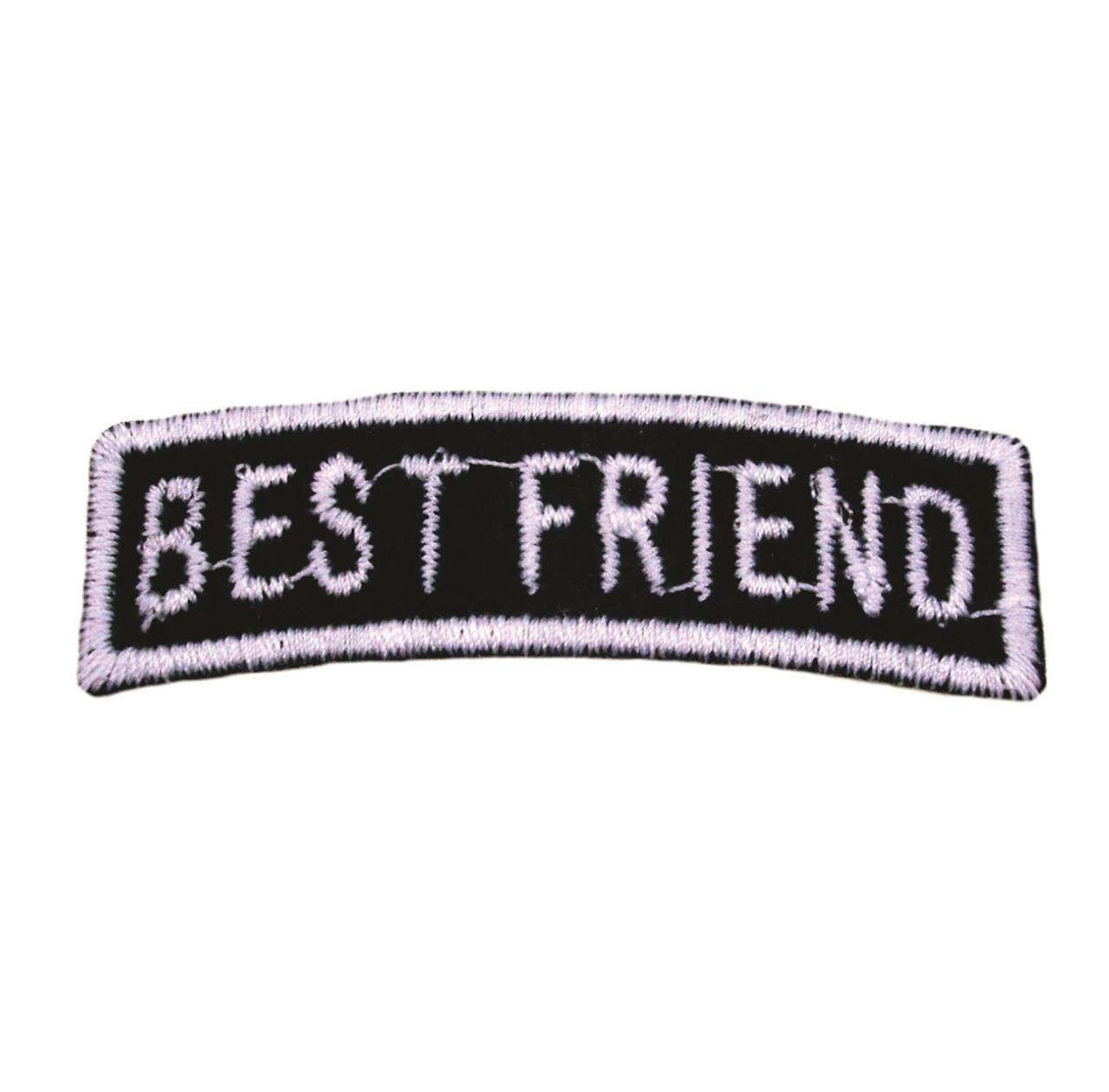 "Termocolante ""Etiqueta Best Friend"""
